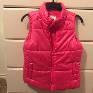 Justice Frost-Free Puffer Vest for Girls